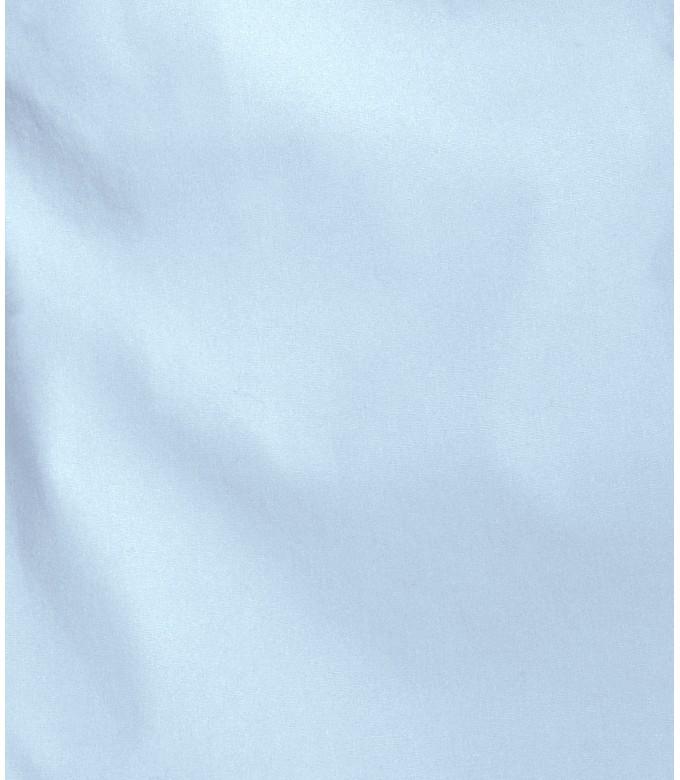 TEXAS - Sky blue cotton slim-fit bermuda