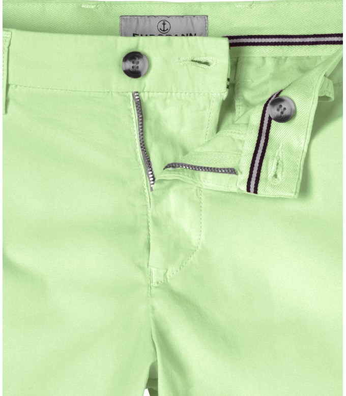 ANISE SLIM FIT COTTON BERMUDAS TEXAS
