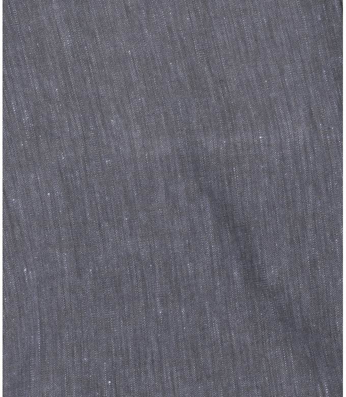 TURNER - Bermuda slim fit lin chiné, marine