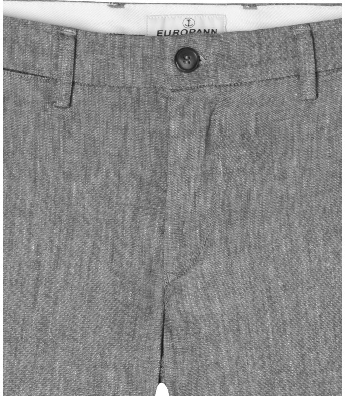 LINEN CHINO PANTS GORDON GREY
