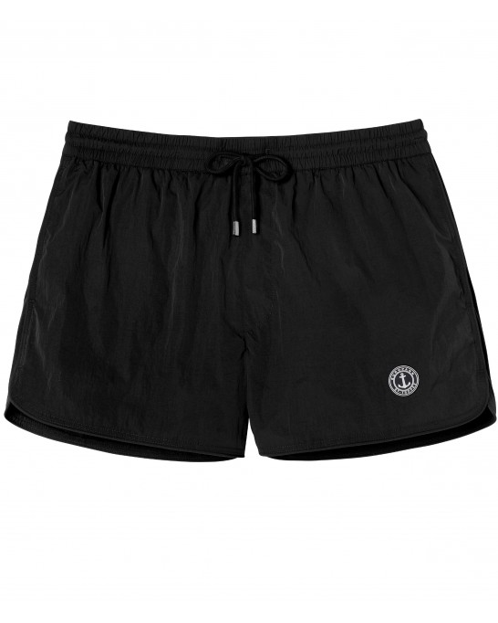 BLACK SWIMSHORT ABILIO