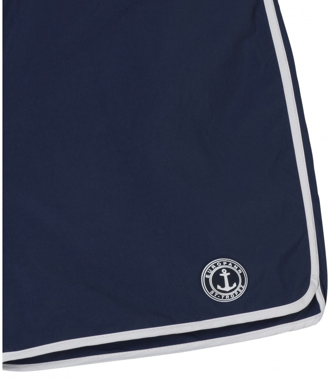 JACK - Navy blue swim shorts