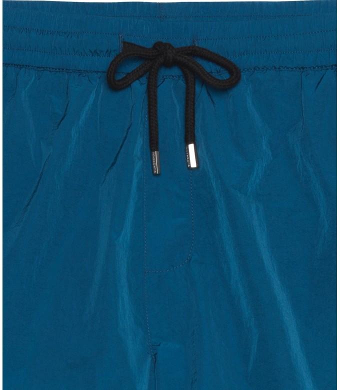 ABILIO - Plain blue swim shorts