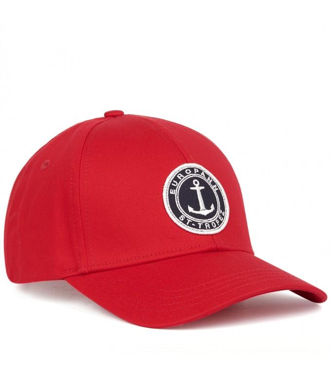 CAP - Casquette rouge
