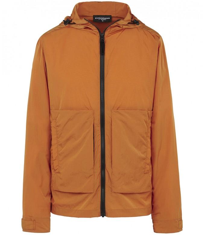 TUCSON - Anorak orange jacket