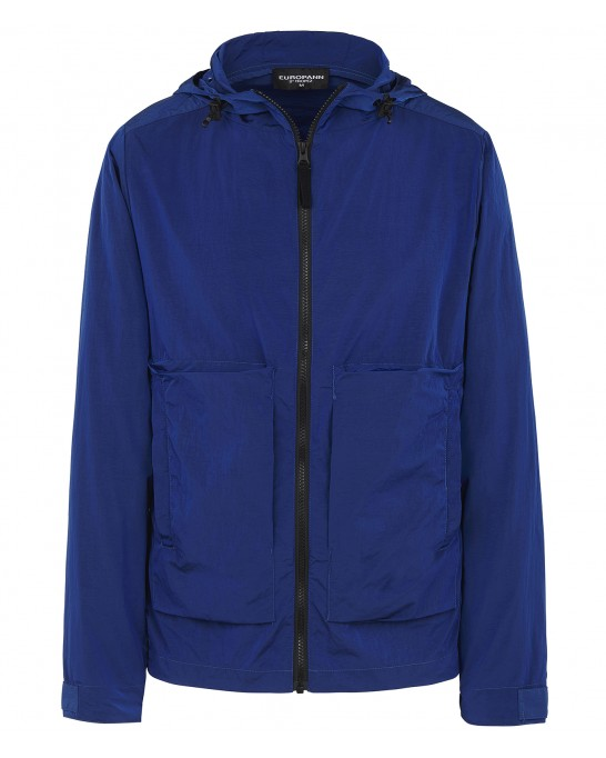 TUCSON - Anorak jacket  blue