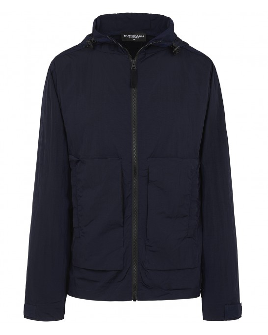 TUCSON - Anorak jacket  navy blue