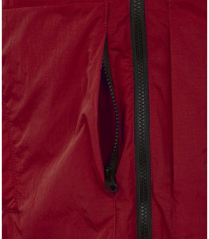 TUCSON - Anorak red jacket