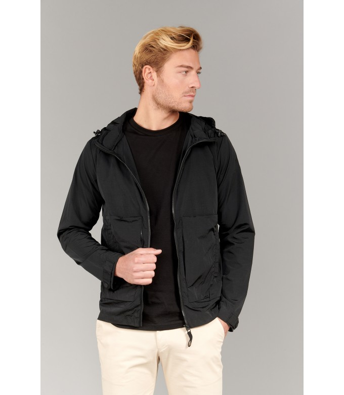 TUCSON - Anorak jacket black