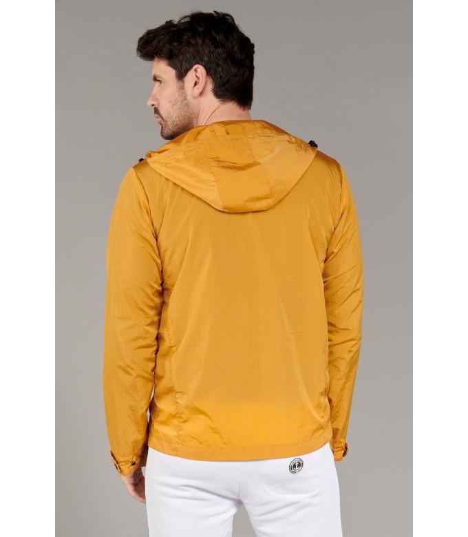 TUCSON - Anorak jacket yellow