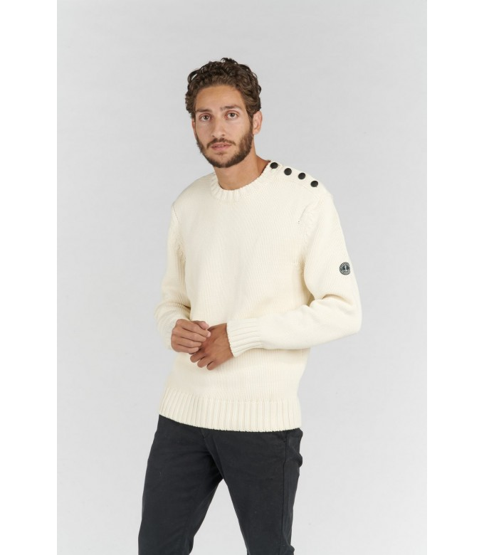 PAUL PULL COL ROND